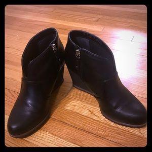 Dr Scholl's Memory Foam ankle boot black